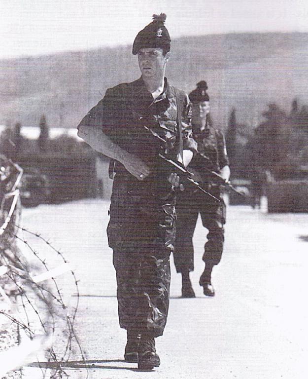 Royal Irish - Virtual Military
