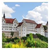 Colditz Castle as it looks today