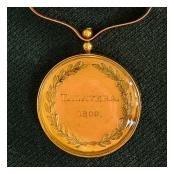 Gordon Army Gold Medal Talavera 1809