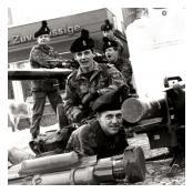 Anti-Tank Platoon 2 R IRISH Berlin