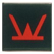 160 Infantry Brigade Shoulder Flash