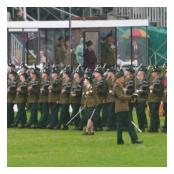 CGC R IRISH presentation HM The Queen Balmoral