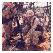 Mortar Platoon 4/5 RANGERS.