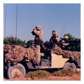 Reconnaissance Platoon 4/5 RANGERS.