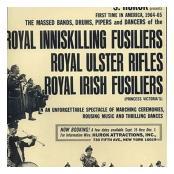 North Irish Brigade USA Tour 1964.