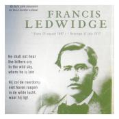 memorial Francis Ledwidge