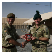 CO 1 R IRISH Battle Group assumes responsibility Nad-e' Ali district.