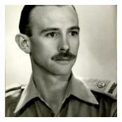 Lieutenant Colonel J A Clifford