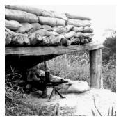 1 RUR Sarawak Borneo Confrontation