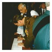 The Colonel in Chief attends a Regimental Remembrance Service