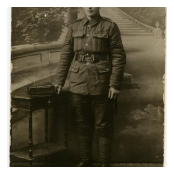 Sgt Richard Wolfe 9th Battalion Royal Irish Fusiliers