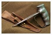 First World War trench dagger