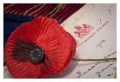 One of the first Haig Poppies circa 1921