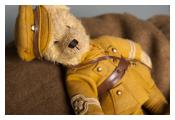 First World War teddy bear