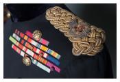 Field Marshal Sir Henry Wilson medal ribbons