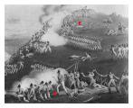 Battle of Castalla, 13 April 1813.