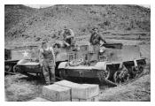 1 RUR Bren carriers in Korea.