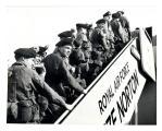 RAF VC10 RAF Brize Norton Bermuda.