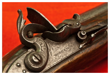 Eighteenth century Irish flintlock Brown Bess musket