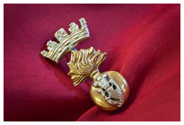 Cap Badge Royal Irish Fusiliers