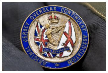 Jersey badge