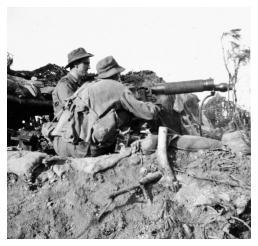 Vickers Machine Gun 1 RUR Korea