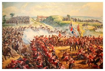 Waterloo 27th Battle Honour
