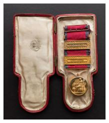 Army Gold Medal Debarres Nivelle Toulouse Orthes