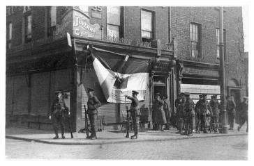 Kelly's Shop, Dublin easter rising