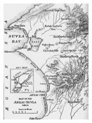 Gallipoli Suvla Bay