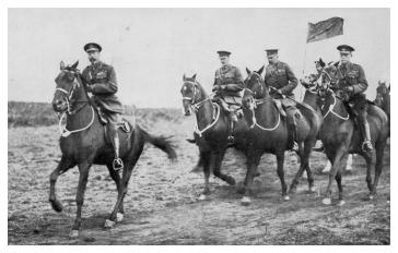 King George V review 36th (Ulster) Division Aldershot 30 September 1915
