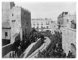 Allenby Jerusalem 1917