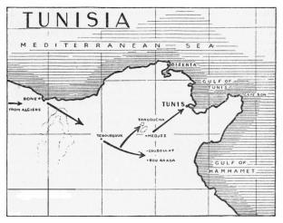 Tunis Irish Brigade