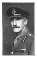 Major General O S W Nugent DSO 36th (Ulster) Division