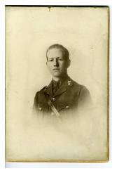 Lieutenant Geoffrey Cather VC, Royal Irish Fusiliers