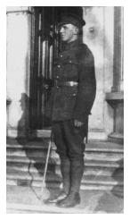 McFadzean VC Victoria Cross Rubicon Cregagh