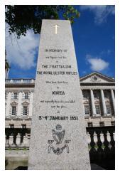 The Royal Ulster Rifles