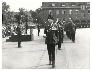 Major (QM) J Lattimore MBE