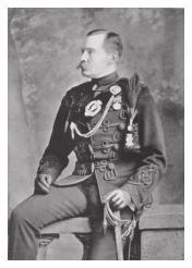 Lt Col George Brenton Laurie