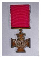 Victoria Cross prototype