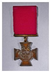Victoria Cross prototype