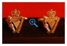Cuff Links - Ulster Defence Regiment