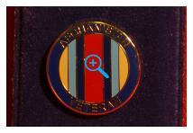 Lapel Badge - Afghanistan Veteran
