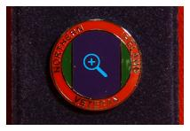 Lapel Badge - Northern Ireland Veteran