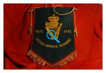 Pennant - Ulster Defence Regiment