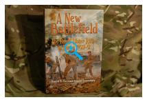 Book - A New Battlefield - The Royal Ulster Rifles in Korea