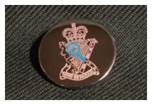 Uniform Blazer - Button Royal Ulster Rifles