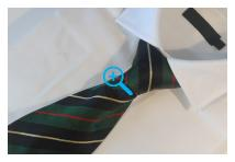 Tie - Royal Irish Rangers - Polyester