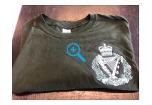 Royal Irish Round Neck Tee Shirt - XL
