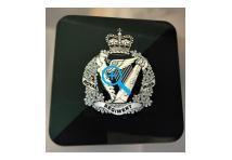Coaster - Royal Irish Regiment DZ